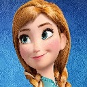 Princess Anna - Frozen