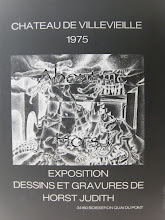 Photo: Exposition 1975  Chateau de Villevieille