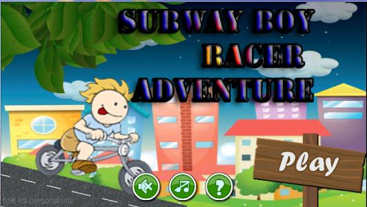 subway boy racer adventure screenshot 8