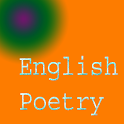 English poetry icon