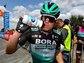 Martin Laas wint voor Bora-Hansgrohe rit 1a in Ronde van Slovakije