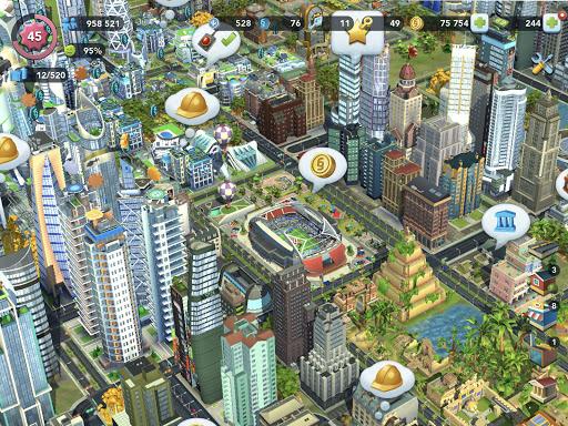 SimCity BuildIt screenshot 21
