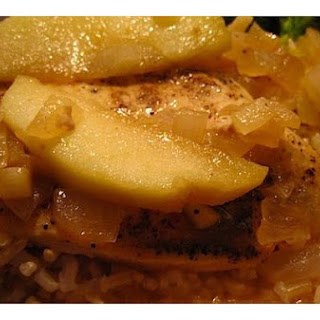 Apple and Onion Chicken