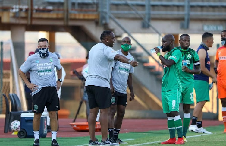 Benni McCarthy says his team will push Mamelodi Sundowns all the way to the end of the season and is pleased with how AmaZulu are progressing.