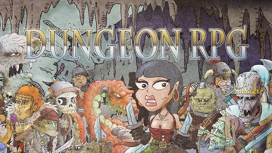 Dungeon RPG - Fantasy Role Playing- screenshot thumbnail