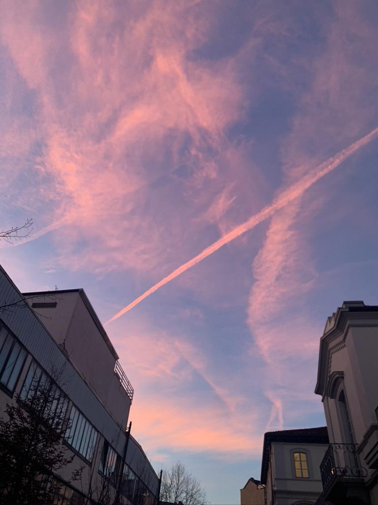 Testa fra le nuvole di Elisa99