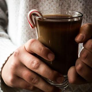 Peppermint Kahlua Coffee.