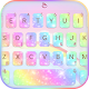 Rainbow Galaxy Keyboard Theme APK