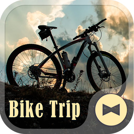 Bike Trip Wallpaper Icon