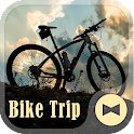 Bike Trip +HOME Theme icon