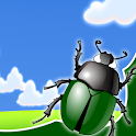 bug games free for kids icon