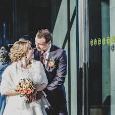 Wedding photographer Kseniya Mernyak (Merni). Photo of 02.02.2017