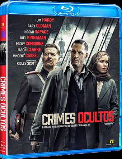 Filme Poster Crimes Ocultos BDRip XviD Dual Audio & RMVB Dublado