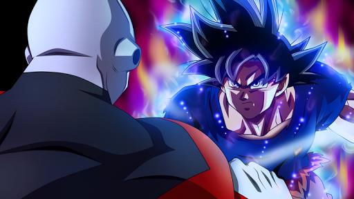 Ultra Instinct Goku Wallpapers HD 1.0 screenshots 2