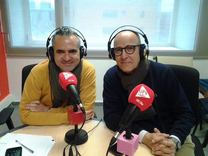 Hablemos de Fallas en UPV-RADIO. Programa nº 39. Paco Romero Taroncher