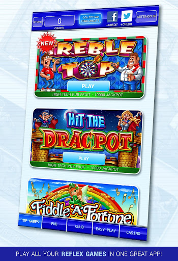 Reflex Gaming Fruit Machines