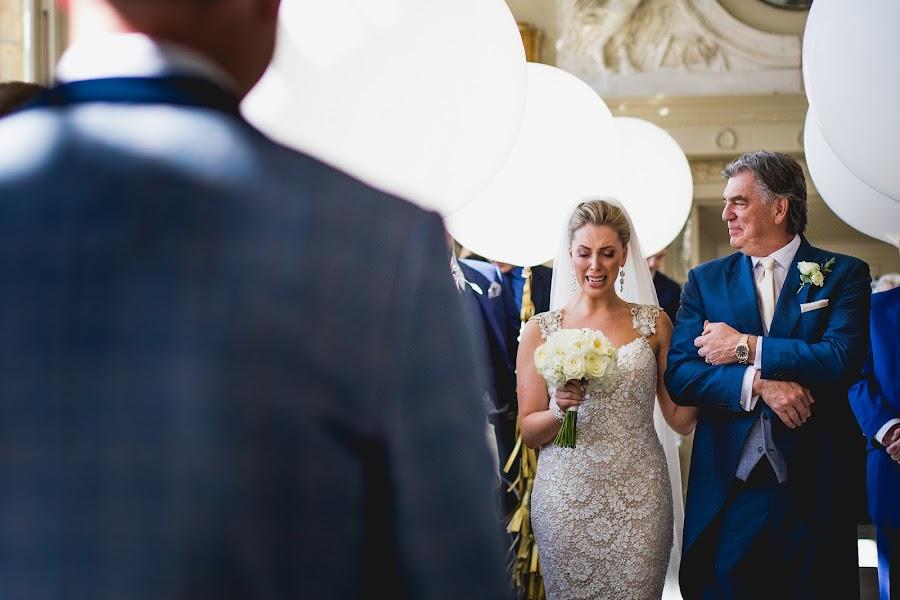 Wedding photographer Aaron Storry (aaron). Photo of 10.05.2018