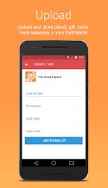 Gyft - Mobile Gift Card Wallet Screenshot 3