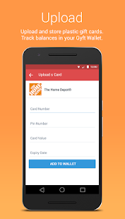 Gyft - Mobile Gift Card Wallet Screenshot 3
