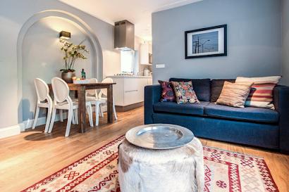 Eerste Constantijn Serviced Apartment, Museumkwartier