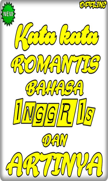 Kata Kata Romantis Bahasa Inggris Artinya Android تطبيقات