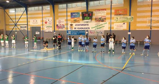 Mabe Ejido Futsal pierde ante Guadalcacín