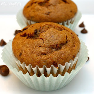 Vegan Mocha Muffins