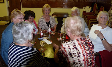 Photo: THEY DO ENJOY THE BOWLS CLUB.   HAVE YOU HEARD THE ONE ABOUT -----------!