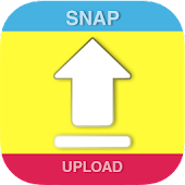Snap Upload Sticker