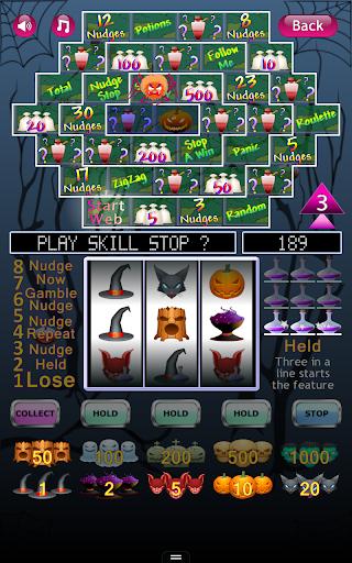 Slot Machine: Spooky Casino Slots Free Bonus Games