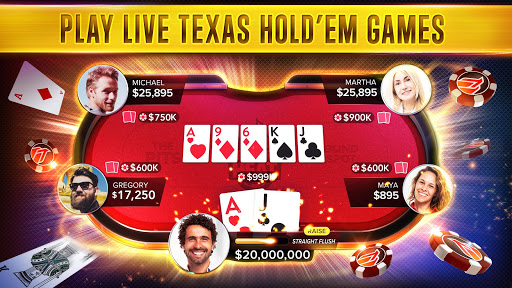 Poker Heat - Free Texas Holdem Poker Games 4.30.2 screenshots 2