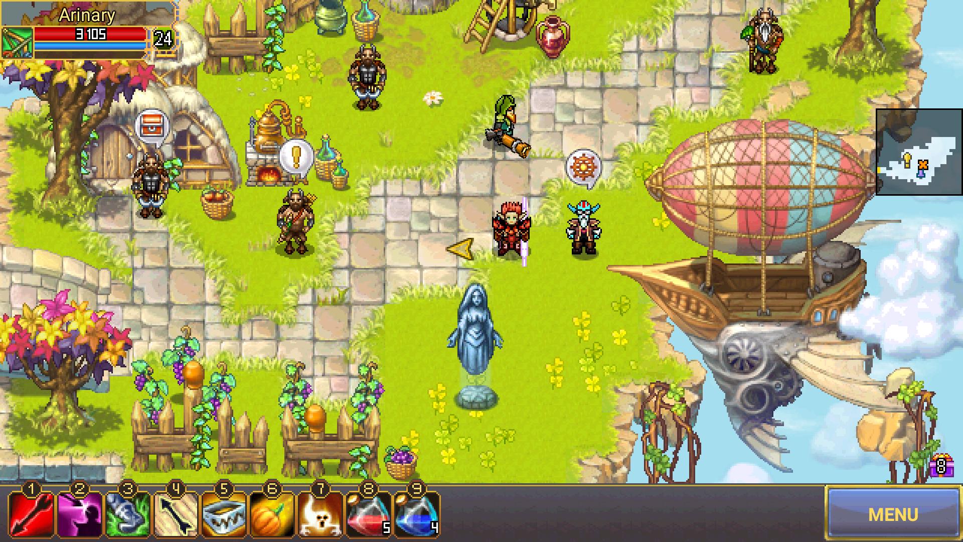 Warspear Online (MMORPG, RPG, MMO) screenshot #7