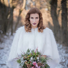 Wedding photographer Agi Eisenberger (fotolla). Photo of 26.01.2017