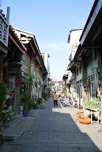 Photo: 神農街~滿是歲月的痕跡,卻不顯得蒼老