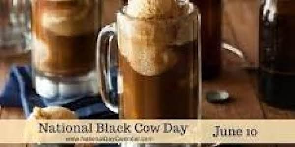 Original Black Cow