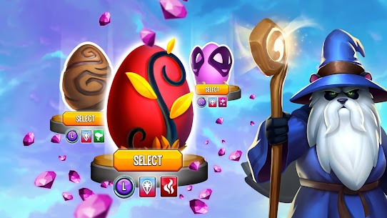 Monster Legends MOD APK 10.5.7 [Damage/Always 3 Stars] 4