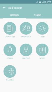 globio Alarm System Lite Screenshot 3