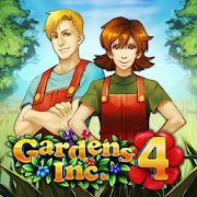 Download Game Gardens Inc 4 - Blooming Stars [Mod: Unlocked + a lot of money] APK Mod Free