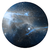 Night Sky Galaxy Theme Android APK Download Free By Fantastic Design