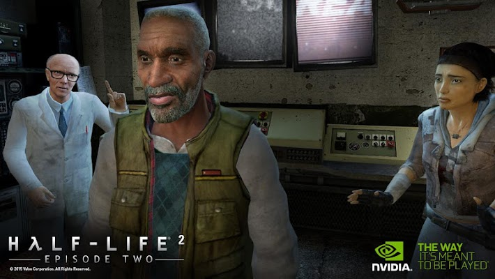 Half-Life 2: Episode Two - screenshot