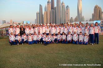 Photo: Délégation Française, Dubai 2012