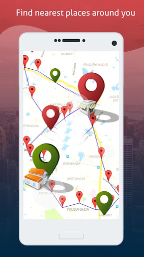 GPS , Maps, Navigations & Directions 3.5 screenshots 4