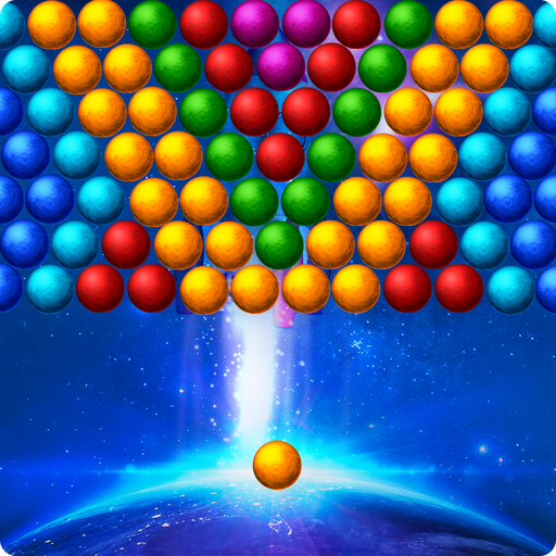 Rocket Pop Bubble Puzzle 休閒 App LOGO-APP開箱王