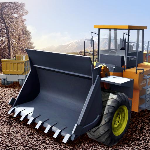 Loader & Dump Truck Builder 模擬 App LOGO-硬是要APP