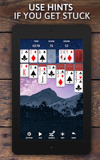 Solitaire Classic Era - Classic Klondike Card Game screenshots 9