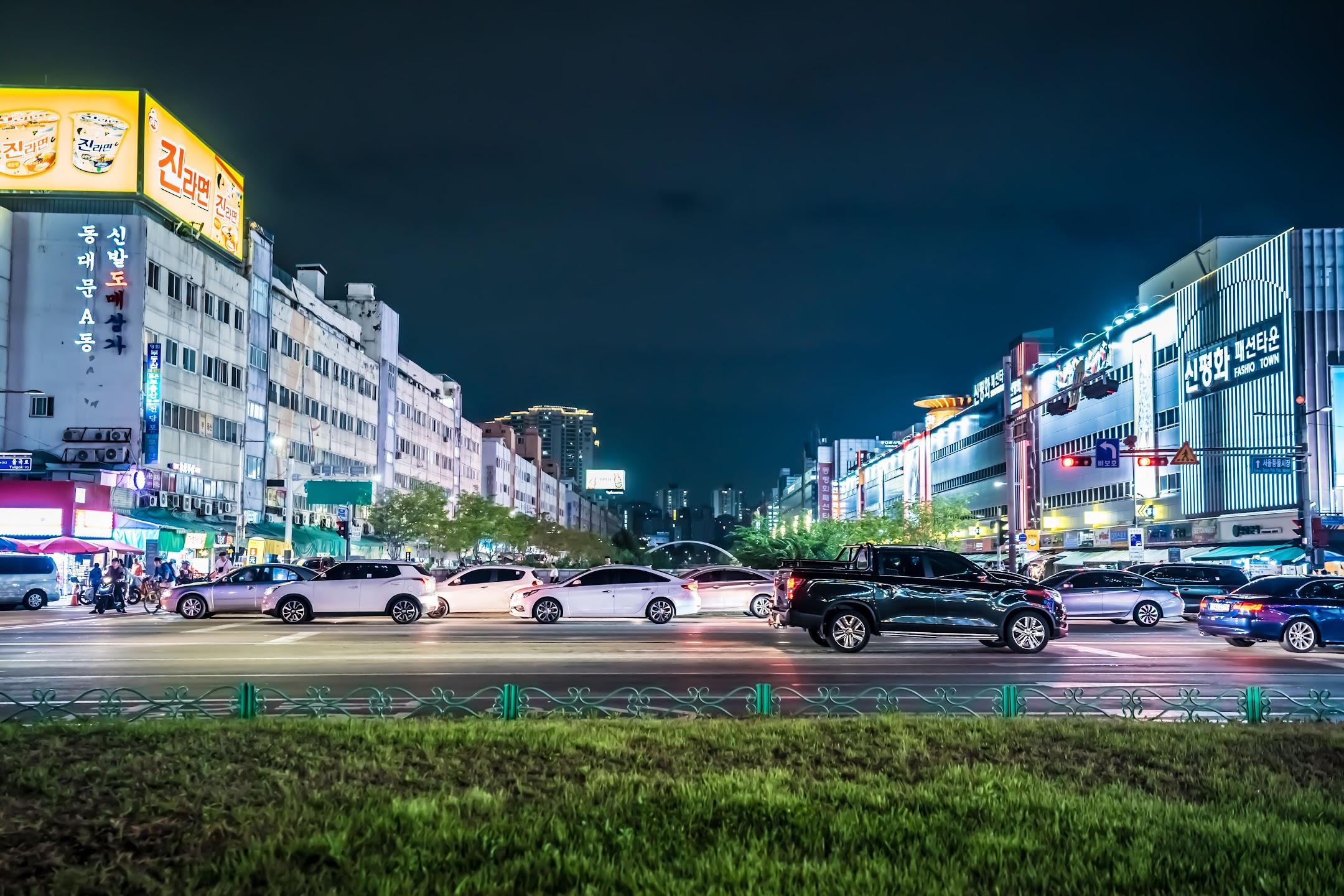 ソウル 東大門市場1