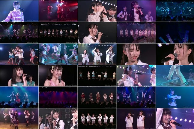 190804 (720p) AKB48 研究生「パジャマドライブ」公演 岡田梨奈 & 佐藤美波 生誕祭