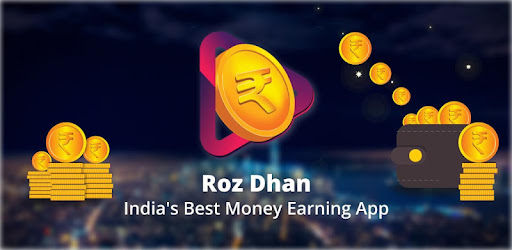 Roz Dhan: Earn Money, Read News, and Play Games – Apps on