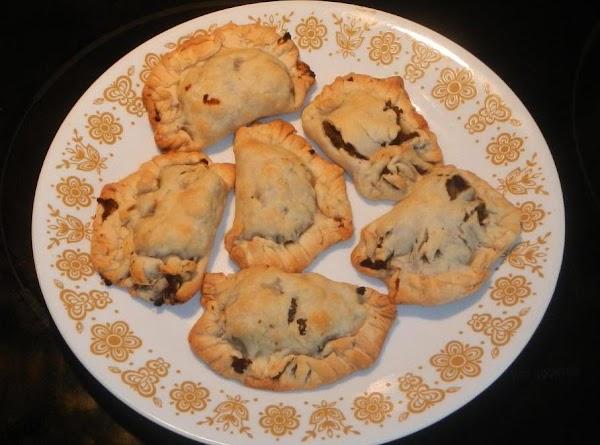 Ground Meat Pocket Pies Recipe