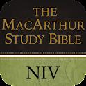 NIV MacArthur Study Bible icon